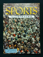 1954 Sports Illustrated November 1 Oklahoma Football Excellent to Mint