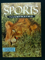 1954 Sports Illustrated December 6 African Safari Excellent to Mint