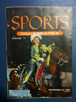 1954 Sports Illustrated December 13 KC Horse Show Good to Very Good