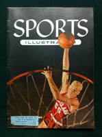 1954 Sports Illustrated December 20 Santa Clara Basketball Very Good to Excellent Minor scuffing on cover, overall Excellent, contents fine