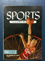 1954 Sports Illustrated December 20 Santa Clara Basketball Excellent