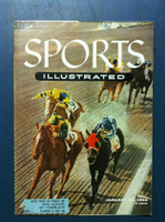 1955 Sports Illustrated January 10 Santa Anita Excellent to Mint [Very Clean]