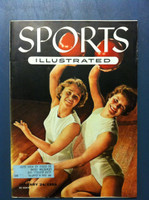 1955 Sports Illustrated January 24 Gymnastics Excellent