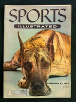 1955 Sports Illustrated February 14 Westminster Dog Show (ML) Excellent