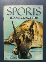 1955 Sports Illustrated February 14 Westminster Dog Show Excellent