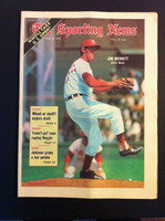 1970 Sporting News June 20 Jim Merritt Excellent to Mint lt. center fold from mailbox, otherwise sharp