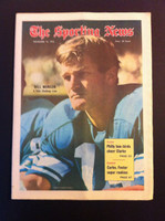 1970 Sporting News November 14 Bill Munson Excellent lt. center fold from mailbox, otherwise sharp