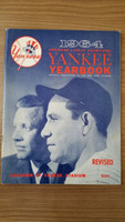 1964 Yankees Yearbook Revised (AL Pennant Winning Team) Excellent
