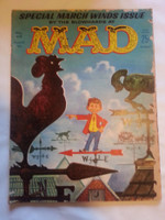 Mad Magazine #62 April 61 Weather Vane Fair to Good