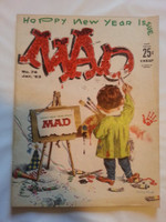 Mad Magazine #76 January 1963 New Years Issue Excellent