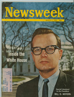 1965 Newsweek March 1 Inside the White House Excellent