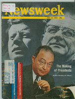 1965 Newsweek July 12 Theodore White Very Good