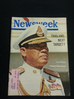 1966 Newsweek January 31 Thailand: Next Target Very Good to Excellent