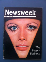 1968 Newsweek June 3 The Beauty Business Excellent to Excellent Plus