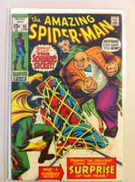 Spiderman #85 The Schemer Jun 70 Very Good Lt cover wear; contents fine