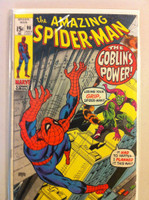 Spiderman #98 Goblins Power Jul 71 Very Good Lt pencil WRT on cover; lt cover wear