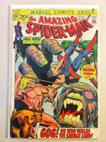 Spiderman #103 Gog Dec 71 Good to Very Good Wear on binding, edges; content fine