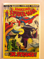 Spiderman #109 Dr Strange Jun 72 Very Good Sl wear on cover; contents fine