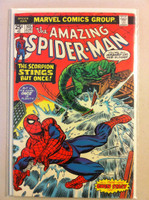 Spiderman #145 The Scorpion Jun 75 Very Good to Fine Sl wear on cover; contents fine