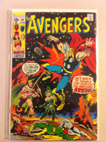The Avengers #84 Arkon Jan 71 Very Good Lt cover wear, creasing; contents fine