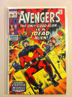 The Avengers #89 Captain Marvel Jun 71 Very Good Lt wear on cover; contents fine