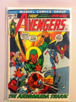 The Avengers #96 Andromeda Swarm Feb 72 Very Good Lt wear on cover; contents fine