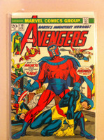 The Avengers #110 Magneto Apr 73 Very Good Lt cover wear, creasing; contents fine