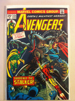 The Avengers #124 The Stalker Jun 74 Very Good to Fine