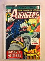 The Avengers #140 Fifty Foot Hero Oct 75 Fine