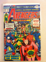 The Avengers #147 War Against the World May 76 Very Good to Fine