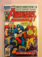 The Avengers #151 The New Line-up Sep 76 Fine