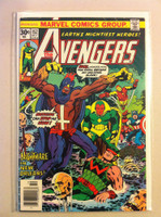 The Avengers #152 Nightmare in New Orleans Oct 76 Very Good Lt wear and creases on cover; contents fine