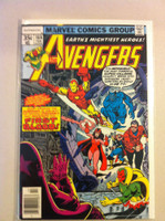 The Avengers #168 First Blood Feb 78 Fine