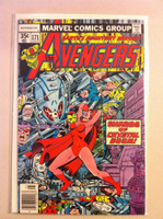 The Avengers #171 Crystal Doom May 78 Very Good to Fine