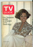 1970 TV Guide Mar 14 Diahann Carroll Western New England edition Good to Very Good - No Mailing Label  [Wear on cover, creasing; contents fine]