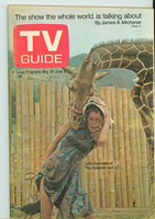1970 TV Guide May 30 Governor and JJ Chicago edition Very Good - No Mailing Label  [Wear on cover, creasing; contents fine]
