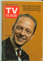 1970 TV Guide Oct 24 Don Knotts Wisconson edition Very Good - No Mailing Label  [Wear on cover, creasing; contents fine]