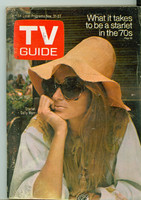 1970 TV Guide Nov 21 Starlet Sally Marr Wisconson edition Very Good - No Mailing Label  [Lt wear on cover; contents fine]