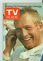 1971 TV Guide April 17 Paul Newman St. Louis edition Very Good to Excellent - No Mailing Label  [Sl wear on cover; contents fine]