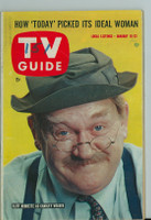 1960 TV Guide Jan 16 Charley Weaver New England edition Excellent - No Mailing Label