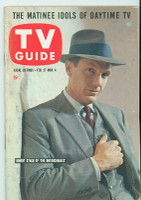 1960 TV Guide Feb 27 The Untouchables (First Cover) Philadelphia edition Excellent - No Mailing Label  [Very light wear on cover, overall clean]