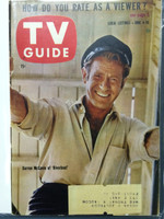 1960 TV Guide Jun 4 Riverboat Pittsburgh edition Excellent  [Lt wear on cover, very clean]