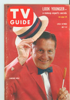 1960 TV Guide Jul 2 Lawrence Welk Eastern New England edition Excellent - No Mailing Label  [Lt scuffing along binding, ow clean]