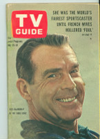 1964 TV Guide Jul 25 Fred MacMurray Wisconson edition Very Good to Excellent - No Mailing Label  [Lt wear, scuffing on cover; contents fine]