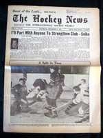 The Hockey News December 23, 1950 Near-Mint