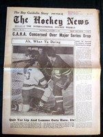 The Hockey News January 6, 1950 Excellent