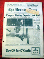 The Hockey News Decemeber 2, 1961 Excellent to Mint