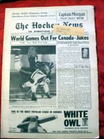The Hockey News February 3, 1962 Excellent to Mint