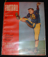 1945 Street and Smith College FB Yearbook Excellent