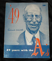 1949 Athletics Yearbook Excellent